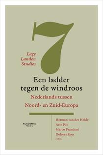 Een ladder tegen de windroos
