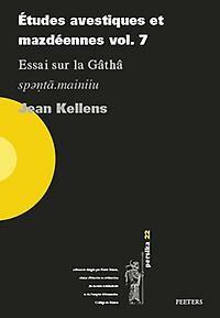 Études avestiques et mazdéennes vol. 7