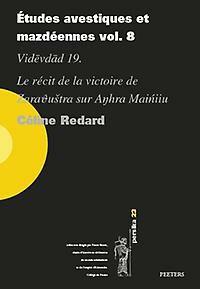 Études avestiques et mazdéennes vol. 8