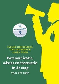 Communicatie, advies en instructie in de zorg voor het mbo met datzaljeleren.nl