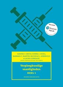 Verpleegkundige vaardigheden, deel 1, 9e editie met MyLab NL