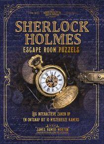 Sherlock Holmes escape room puzzelboek
