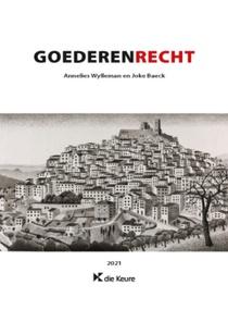 GOEDERENRECHT (EDITIE 2021)