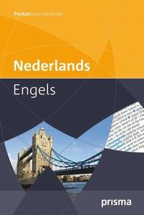 Prisma pocketwoordenboeken Nederlands-Engels