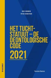 Het tuchtstatuut - De deontologische code - Editie 2021 (print)