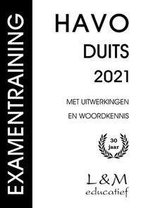 Examentraining Havo Duits 2021