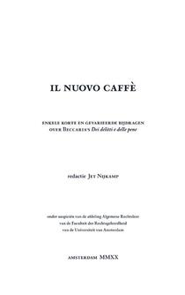Il nuovo caffè