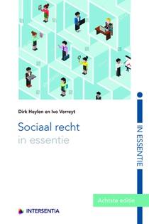Sociaal recht in essentie (achtste editie)