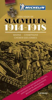 Gids voor de Slagvelden 1914-1918 - Marne - Champagne - Chemin des Dames