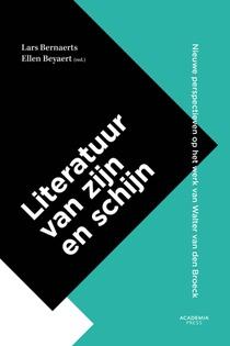 SEL-reeks 15: Literatuur van zijn en schijn