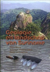 Geologie en landschappen van Suriname