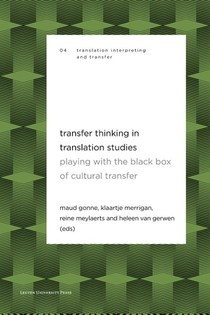 Transfer Thinking in Translation Studies