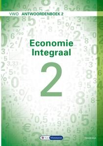 Economie Integraal antwoordenboek 2 VWO