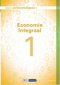 Economie Integraal Antwoordenboek 1 havo
