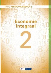 Economie Integraal Antwoordenboek 2 havo