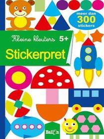 Stickerpret 5+