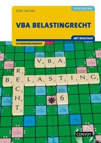 VBA Belastingrecht Uitwerkingenboek 2021/2022