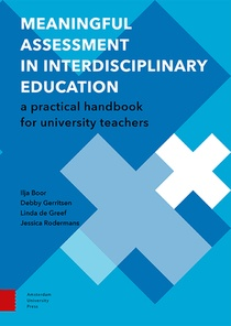 Meaningful Assessment in Interdisciplinary Education