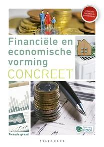 Financiële en economische vorming Concreet Leerwerkboek (inclusief Pelckmans Portaal) Tweede graad