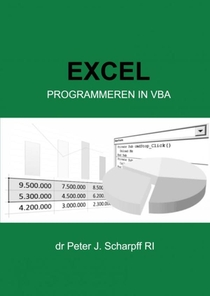 Excel Programmeren in VBA