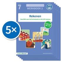 Rekenen werkboek 2 (Set van 5)