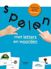 Spelen met letters en woorden