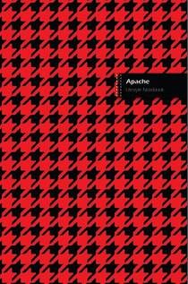 Apache I Lifestyle Notebook, Write-in Dotted Line, 6 x 9 Inch (US Trade), 180 Pages (90shts)