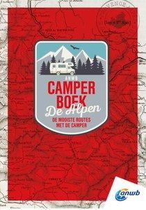 ANWB Camperboek Alpen