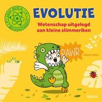 Evolutie - Wetenschap uitgelegd aan kleine slimmeriken (5+)