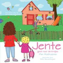 Jente gaat naar de kindjes