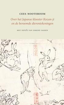 Over het Japanse klooster Kozan-ji en de beroemde dierentekeningen