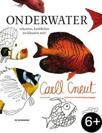 Onderwater tekenen, krabbelen en kleuren met Carll Cneut