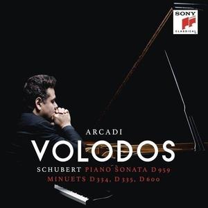 Schubert: Piano Sonata D959 - Minuets D334, D335, D6