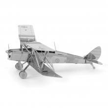Metalearth De Havilland Dh82 Tiger Moth
