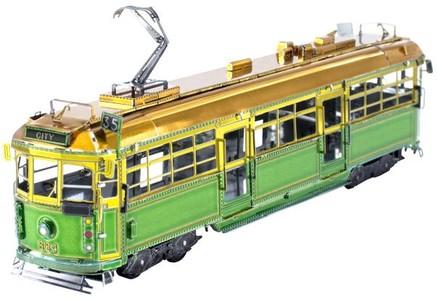 Metalearth W-Class Tram