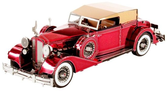 Metalearth 1934 Packard Twelve Convertible