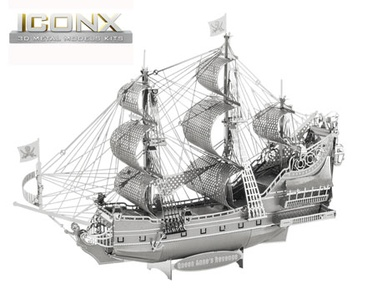 Iconx Queen Anne's Revenge