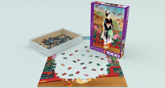 Puzzel Morita - Higasa 1000 stukjes