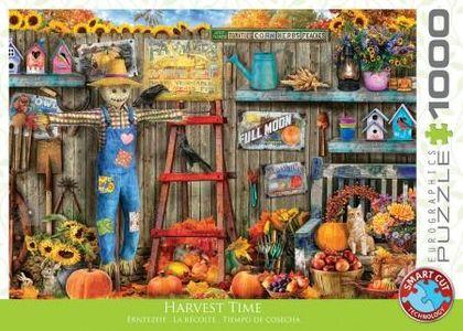 Puzzel Harvest Time 1000 stukjes