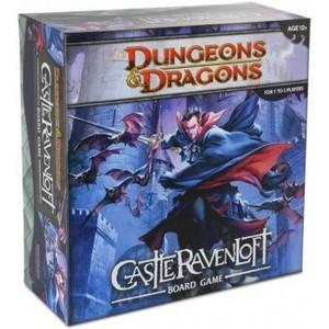 Castle Ravenloft Dungeons & Dragons Board Game
