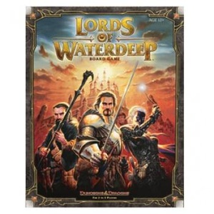 Lords of Waterdeep Dungeons and Dragons Board Game