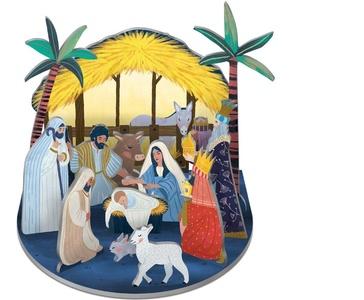 Pop & Slots X-Mas Nativity