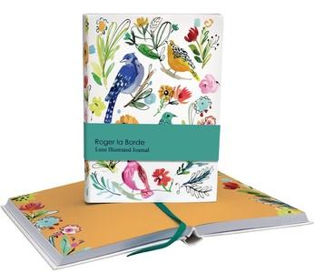 Notitieboek A5 Bird Life