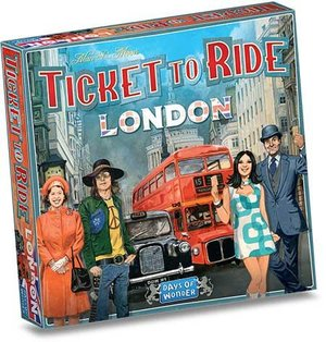 Ticket to Ride London NL