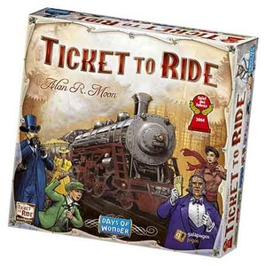 Ticket to Ride USA - NL versie