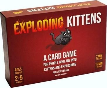 Exploding kittens - Original edition