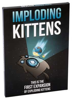 Imploding Kittens - Exploding kittens expansie 1