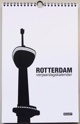 Rotterdam Verjaardagskalender
