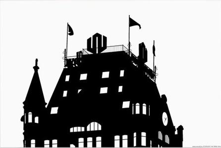 Rotterdam Poster Het Witte Huis