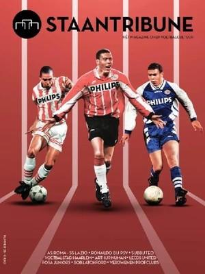 Staantibune 26 Ronaldo bij PSV